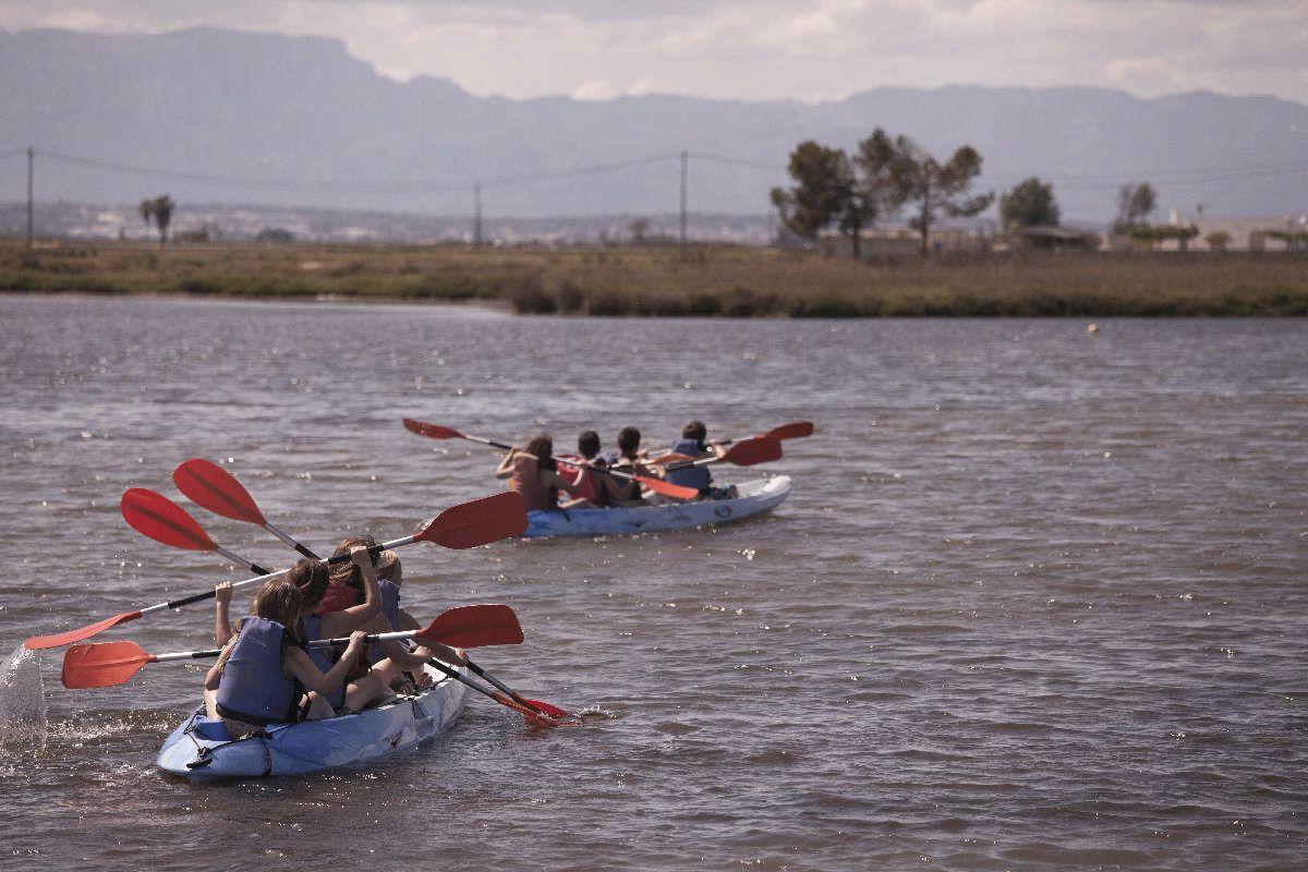 Serveis i activitats - Activitats al Poblenou, Excursions i activitats del delta de l'Ebre - 6