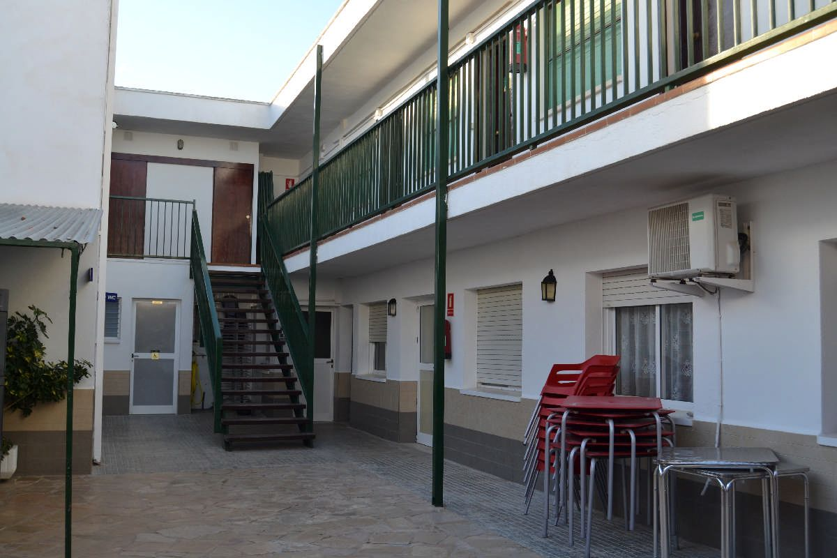 Casa de colònies Amadeo - Casa de colònies, Casa Amadeo al delta de l'Ebre - 4