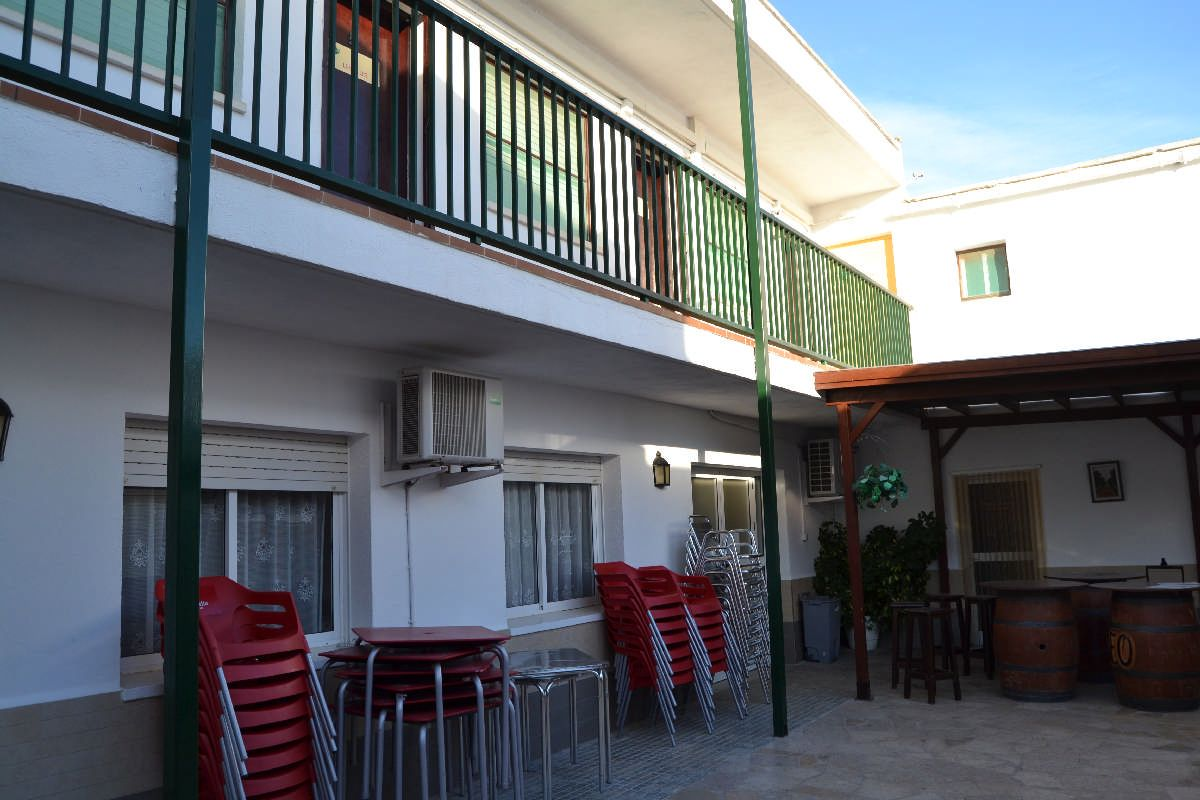 Casa de colònies Amadeo - Casa de colònies, Casa Amadeo al delta de l'Ebre - 8